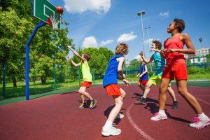 basketball rester en bonne santé