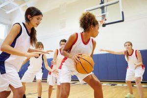 les avantages de la pratique du basketball