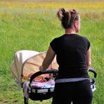 Courir avec bébé